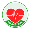 Heart of the Game, Inc. Non-Profit Logo